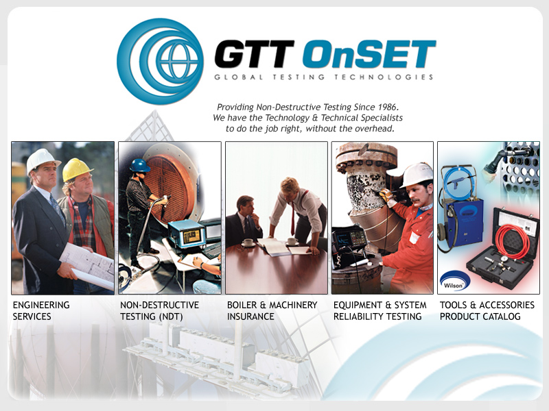 GTT OnSET - Home Page