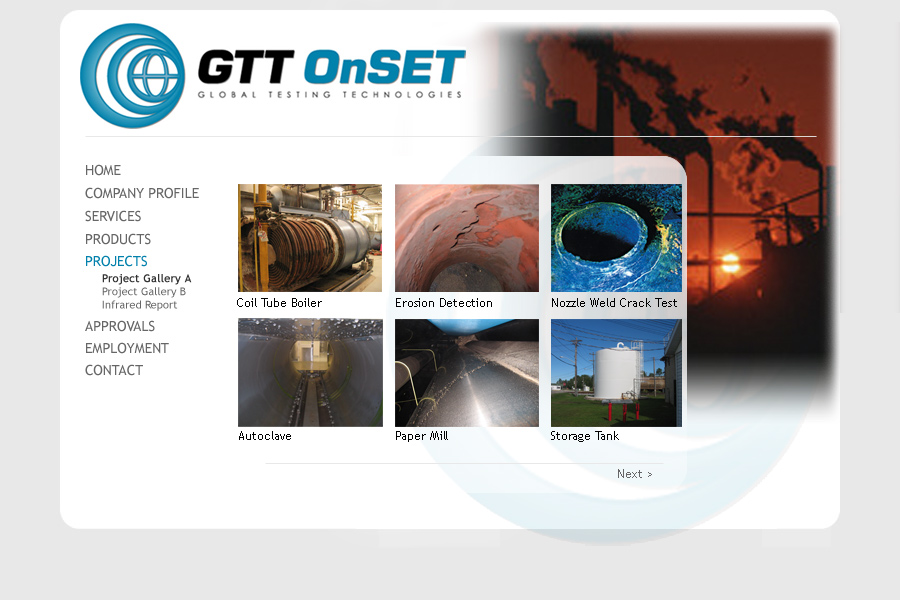 GTT OnSET - Project Gallery A