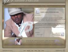 Cassidy Parlane Gospel Singer Website
