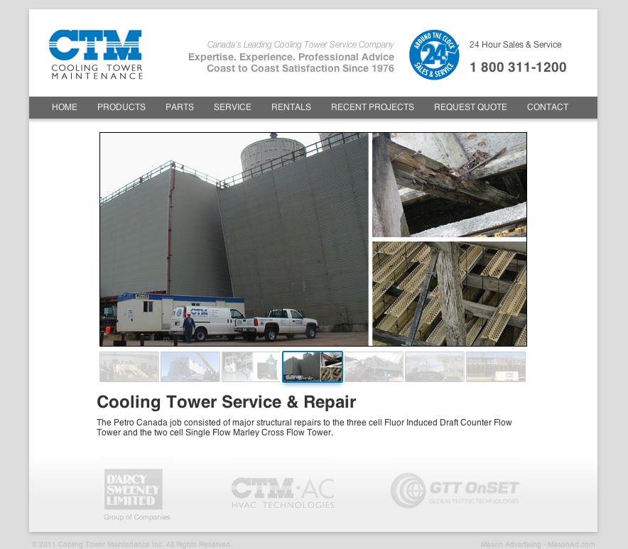 CTM Cooling Tower Website 2