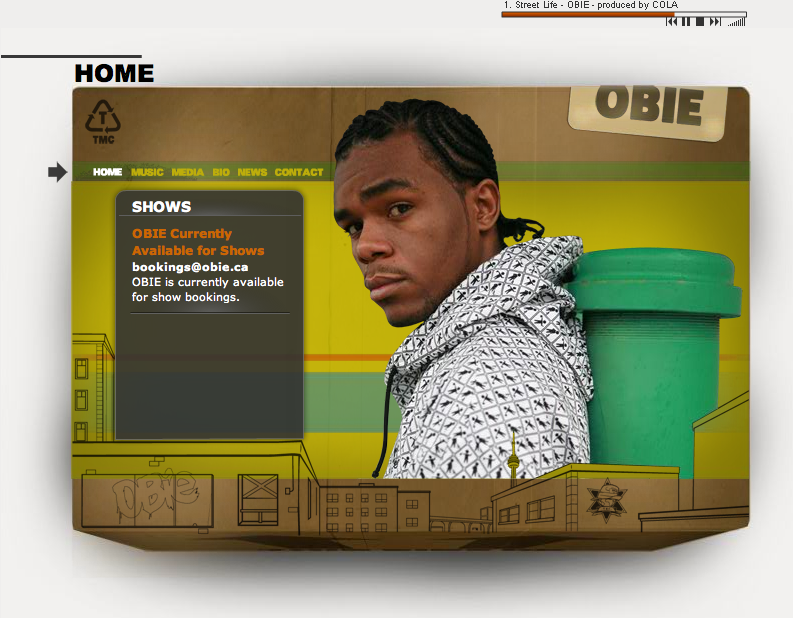 OBIE Website