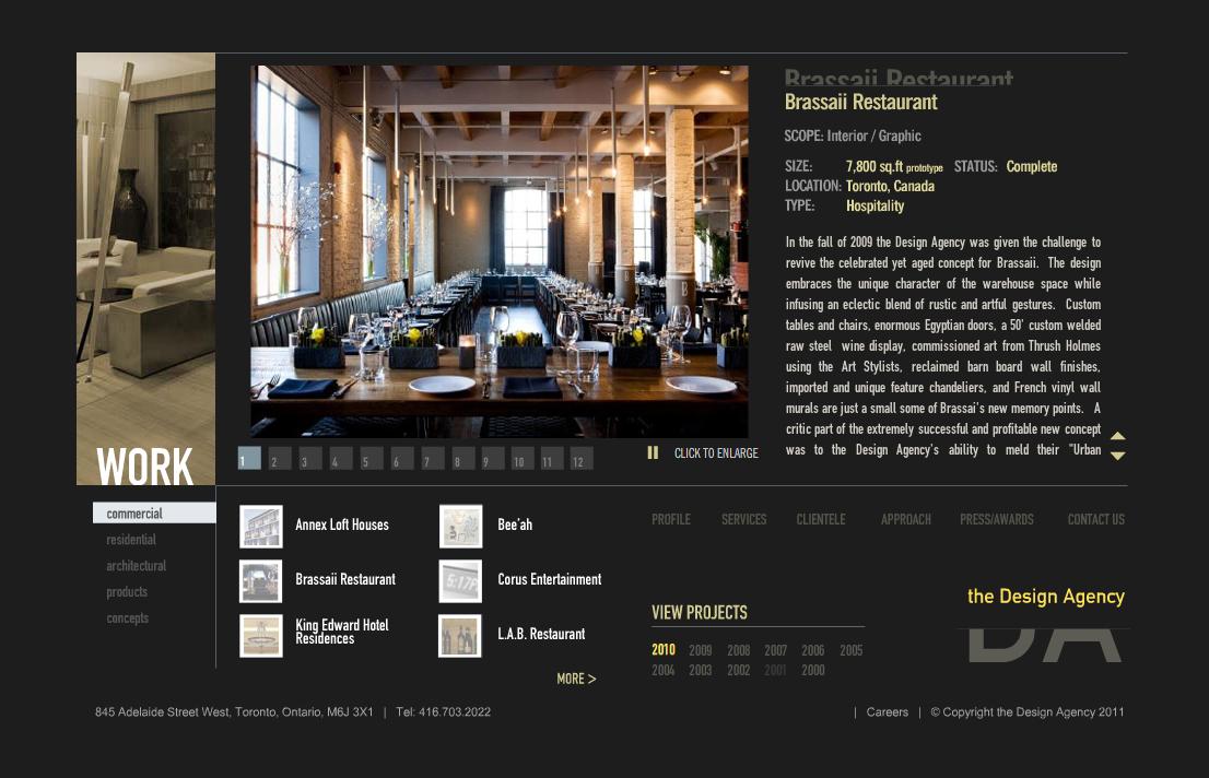 Mason advertising ltd creating awareness for Interior design for advertising agency