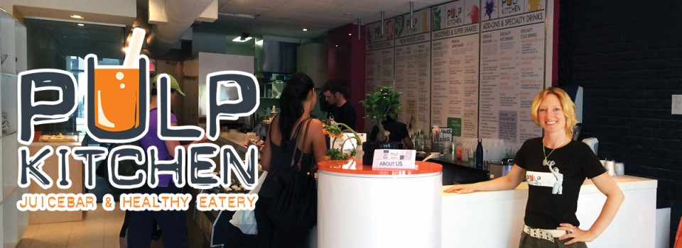 Pulp Kitchen Juicebar and Healthy Eatery